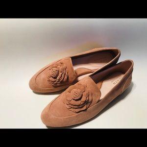 Taryn by Taryn Rose Brooke suede loafers Size 8.5m
